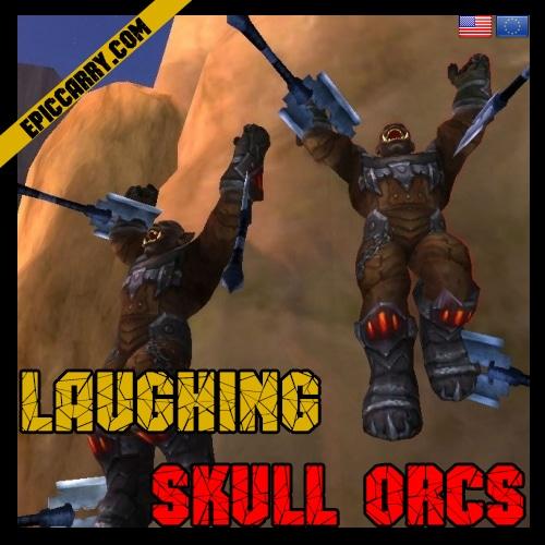 Laughing Skull Orcs