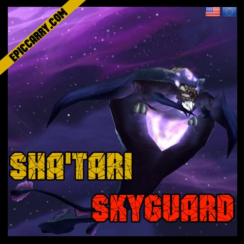 Sha'tari Skyguard