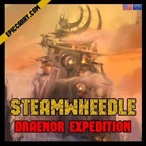 Steamwheedle Draenor Expedition