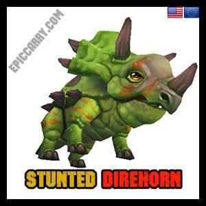Stunted Direhorn