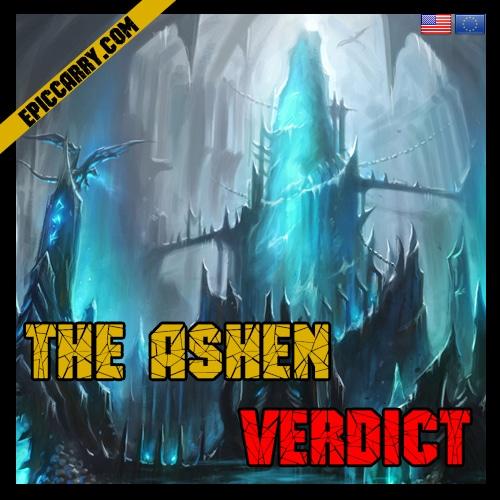 The Ashen Verdict