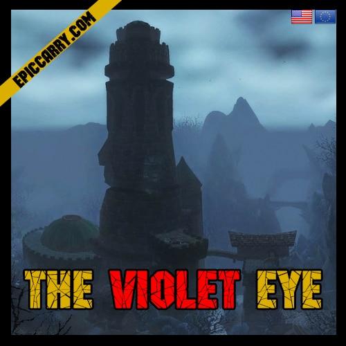 The Violet Eye