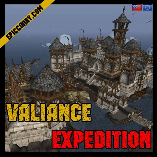 Valiance Expedition