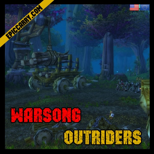 Warsong Outriders