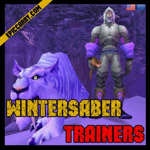 Wintersaber Trainers