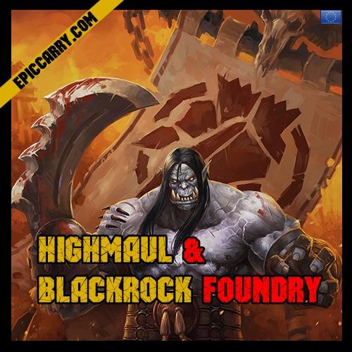 HIGHMAUL & BLACKROCK FOUNDRY