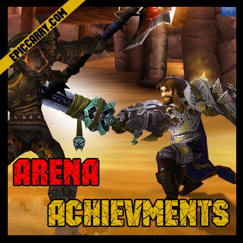 ARENA ACHIEVEMENTS