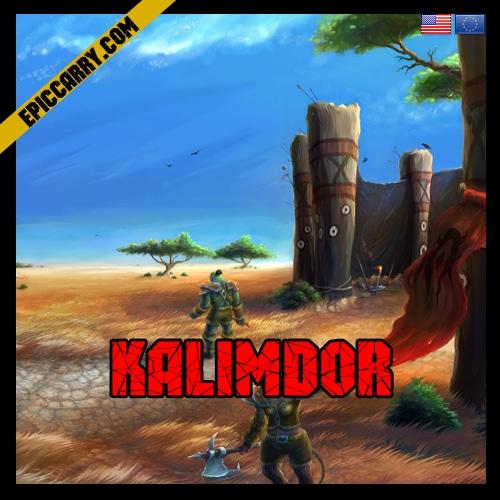 Kalimdor, explore kalimdor, wow achievment kalimdor