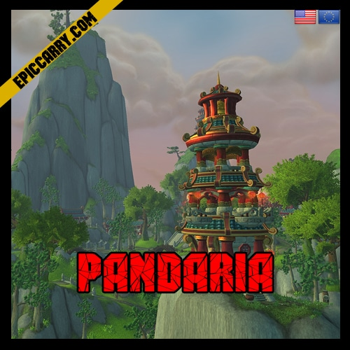 Pandaria, explore Pandaria, wow achievement Pandaria
